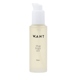 WANT Skincare - The Hair Oil
